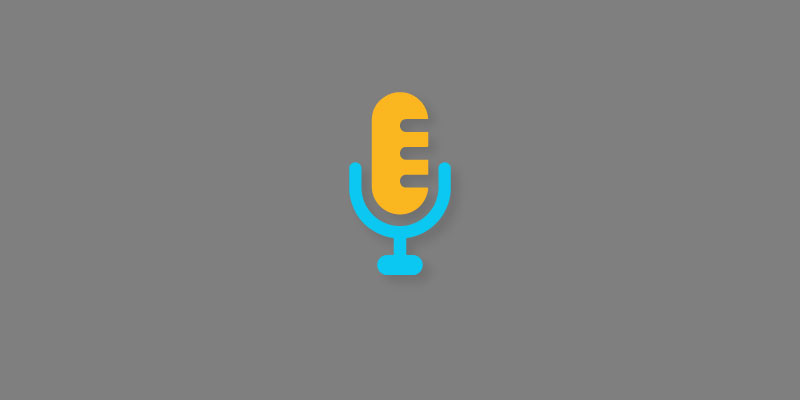Podcast Mic icon