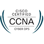 CCNA Cyber Ops badge